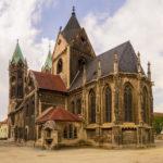 Stadkirche Freyburg St. Marien