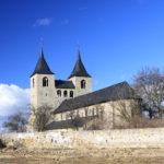 Stiftkirche Frose Stiftkirche St. Cyriakus