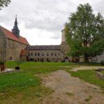 Schloss Klosterkirche Goseck