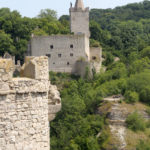 Burg Saaleck bei Bad Kösen
