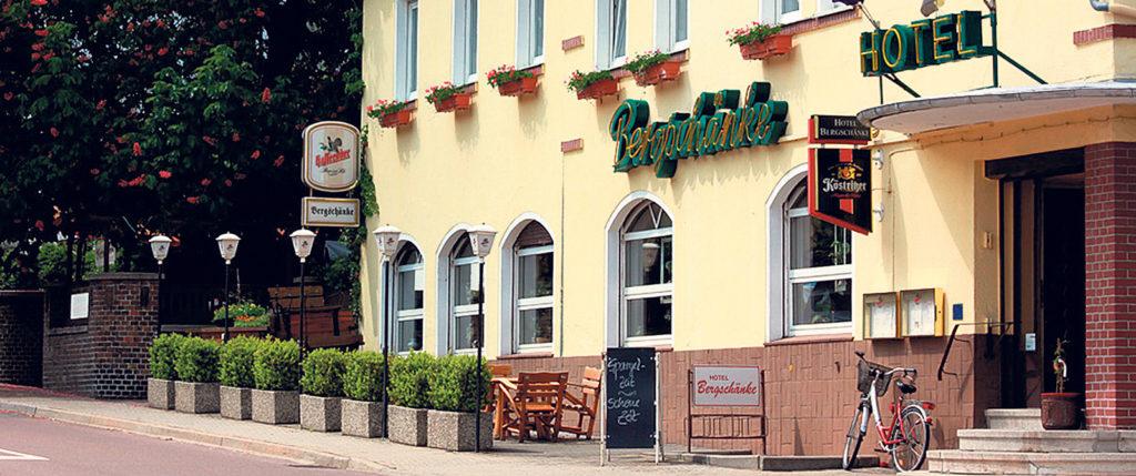 Restaurant Hotel Bergschänke : Straße der Romanik